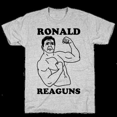 Ronald Reaguns Mens T-Shirt