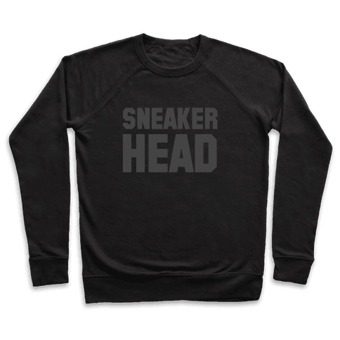 Sneaker Head Pullover