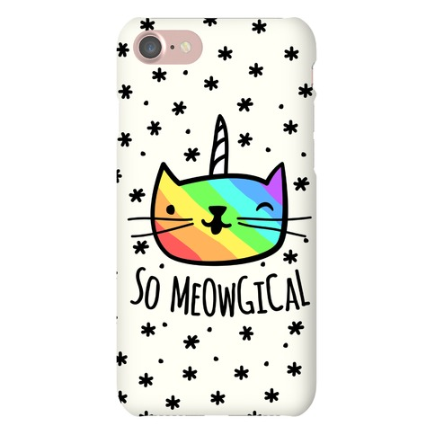 So Meowgical Phone Case