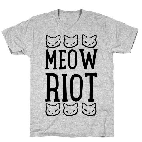 Meow Riot T-Shirt