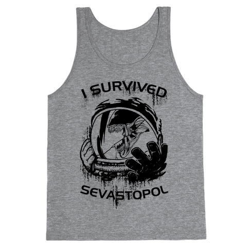 I Survived Sevastopol Tank Top