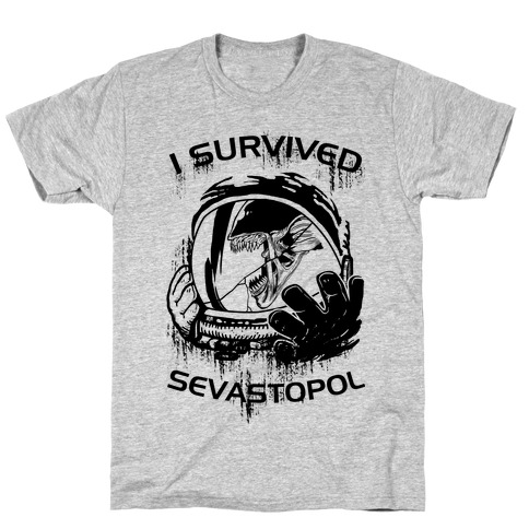 I Survived Sevastopol T-Shirt