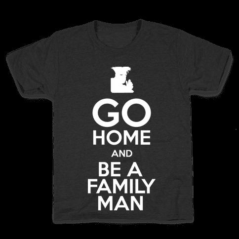Go Home Kids T-Shirt