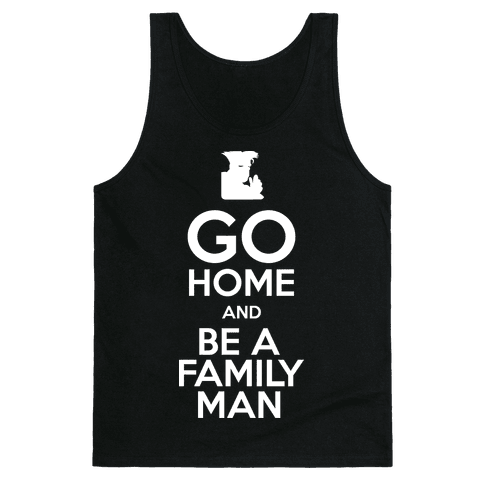 Go Home Tank Top
