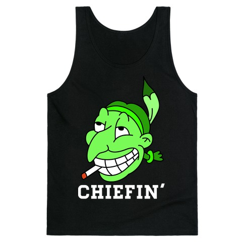 Chiefin' Tank Top