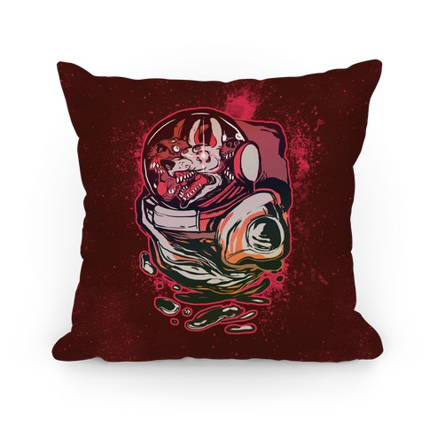 Space Madness Pillow