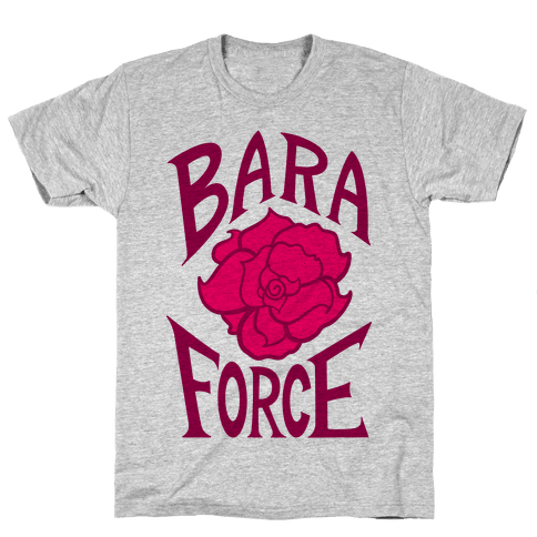 BARA FORCE Mens T-Shirt