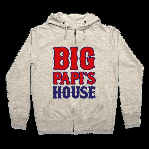 Big Papi's House Zip Hoodie