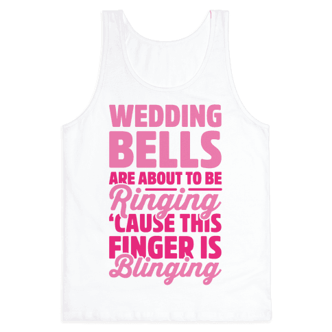 Weddings Tank Tops LookHUMAN