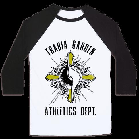 Trabia Garden Athletics Department Baseball Tee