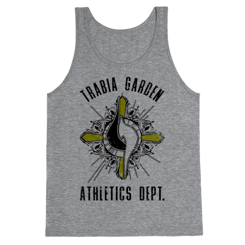 Trabia Garden Athletics Department Tank Top