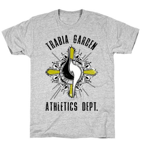 Trabia Garden Athletics Department T-Shirt