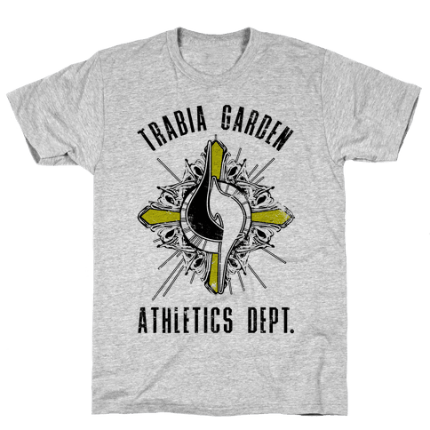 Trabia Garden Athletics Department Mens T-Shirt