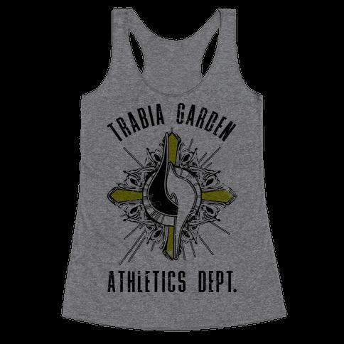 Trabia Garden Athletics Department Racerback Tank Top