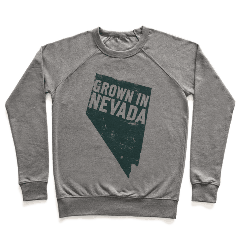 Grown in Nevada Pullover
