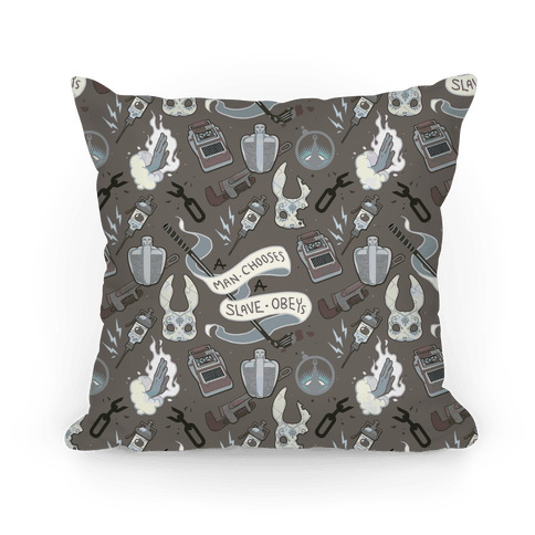 Bioshock Pattern Pillow