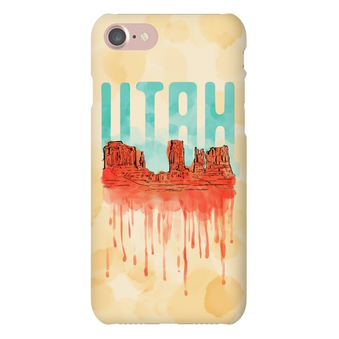 Monument Valley, Utah Phone Case