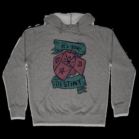 It's Your Destiny Hooded Sweatshirt