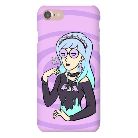 Pastel Daria Parody Phone Case