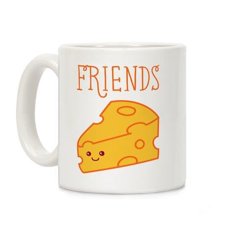 Best Friends Macaroni and Cheese 2 Coffee Mug