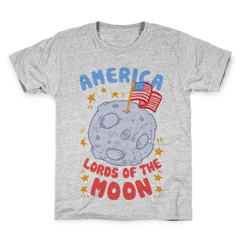 America: Lords of the Moon Kids T-Shirt