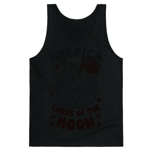 America: Lords of the Moon Tank Top