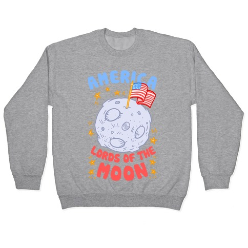 America: Lords of the Moon Pullover