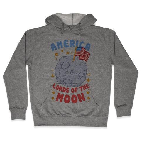America: Lords of the Moon Hooded Sweatshirt