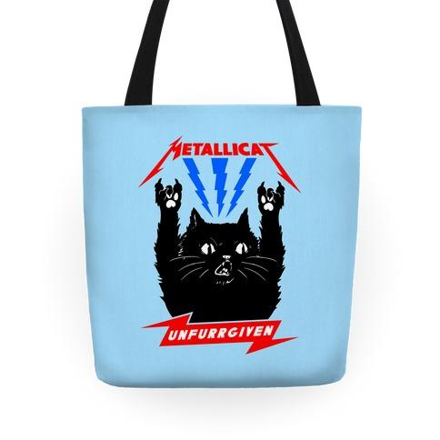 Metallicat Tote