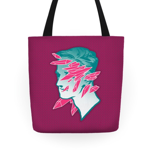 Crystal Faced Stranger Tote