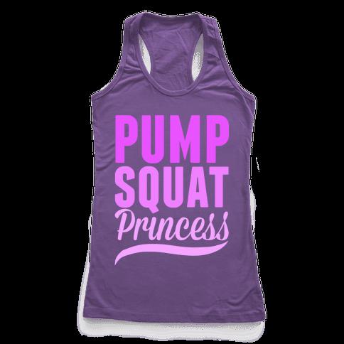 Pump Squat Princess
