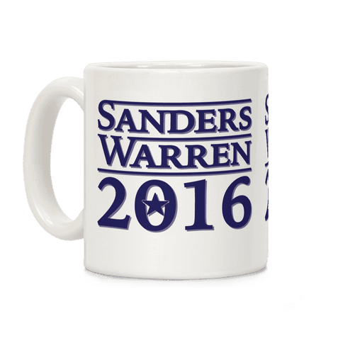 Sanders Warren 2016 Coffee Mug