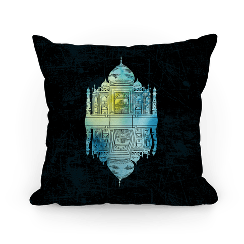 Taj Mahal Pillow
