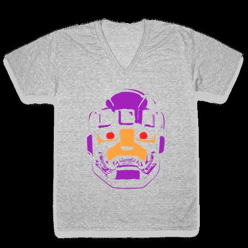 Sentinel V-Neck Tee Shirt