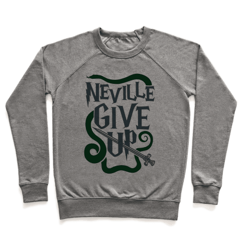 Neville Give Up Pullover