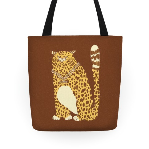 Big Chill Cat Tote