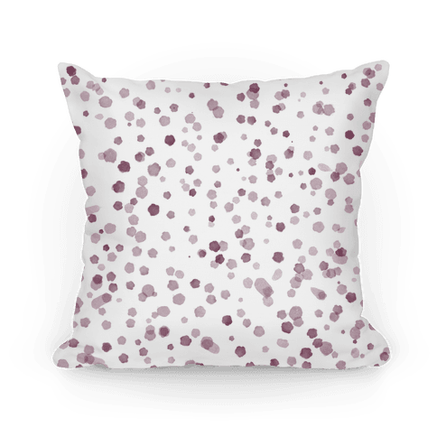 Polka Dot Watercolor Pattern