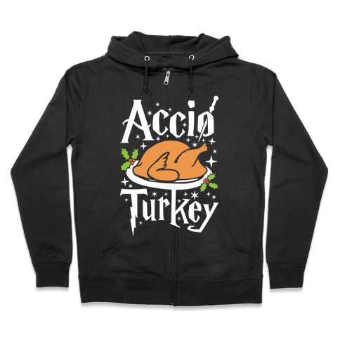 Accio Turkey Zip Hoodie