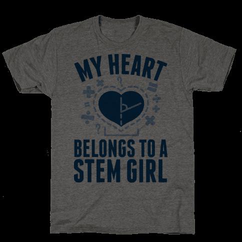 My Heart Belongs to a STEM Girl