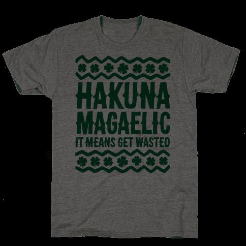 Hakuna Magaelic