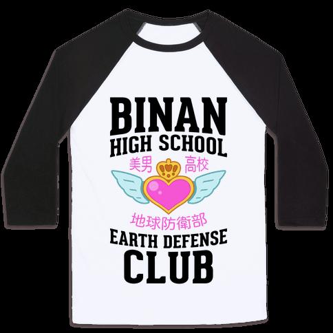 Binan High School Earth Defense Club