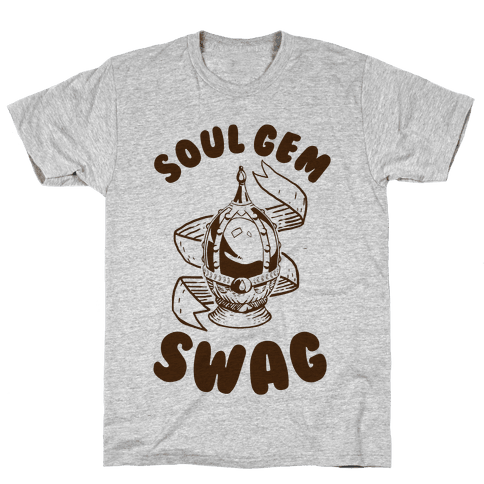 Soul Gem Swag Mens T-Shirt