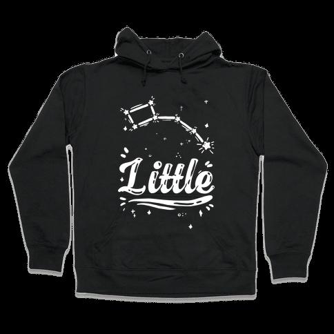 Dippers (Little Dipper) Hooded Sweatshirt