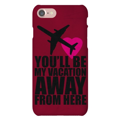 Vacation Romance Phone Case