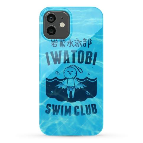 Iwatobi Swim Club Phone Case
