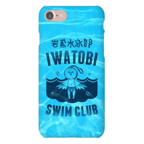 Iwatobi Swim Club Phone Case