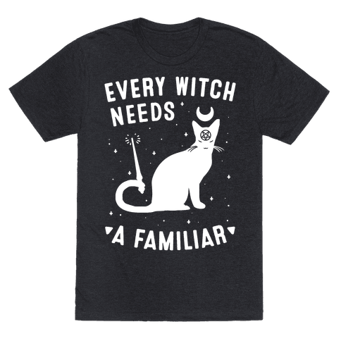 Every Witch Needs a Familiar