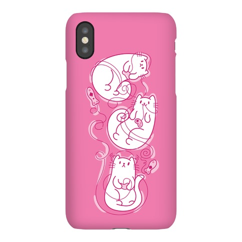 Gamer Cats Phone Case