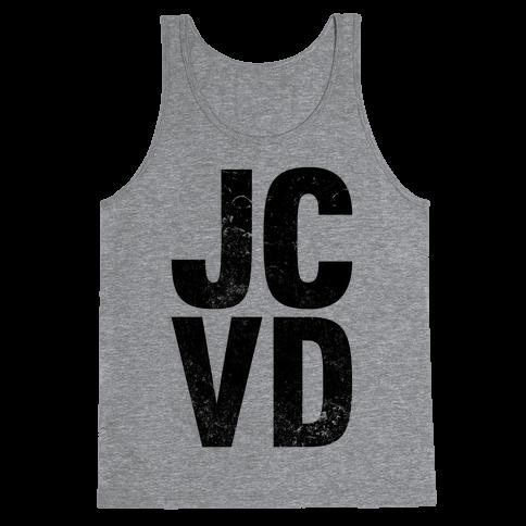 JCVD Tank Top