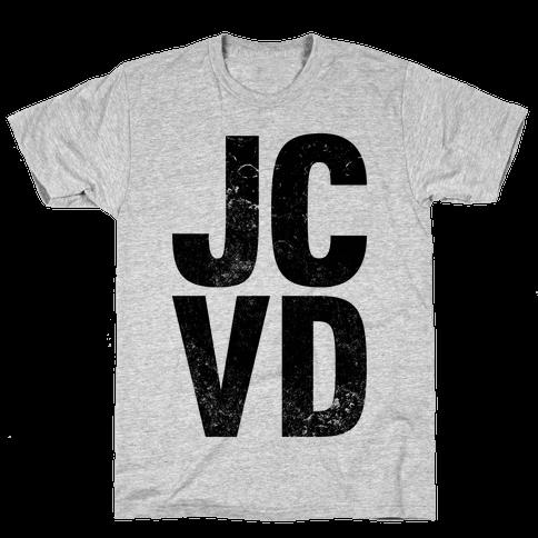 JCVD Mens T-Shirt
